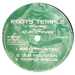 MAKIKO feat. IQUELA & KYAN - Roots Mountain