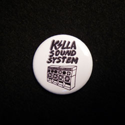 KILLA SOUND SYSTEM badge