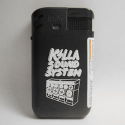 KILLA SOUND SYSTEM lighter