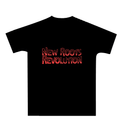NEW ROOTS REVOLUTION T 'black'