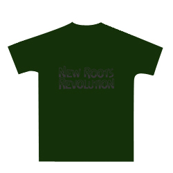 NEW ROOTS REVOLUTION T 'forest'